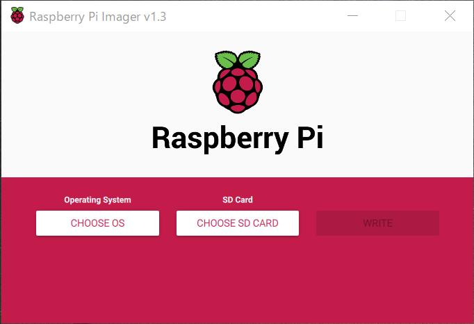 Raspberry Pi(ラズパイ) 初期設定