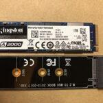 MacBook Pro Early 2015 SSD交換